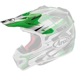 Green Arai Replacement Visor For Vx-pro4 Tip Helmet