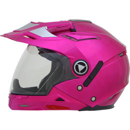 AFX Womens FX-55 FX55 7 In 1 Crossover Helmet Pink