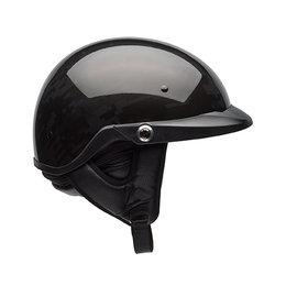 Bell Powersports Pit Boss Black Ops DOT Approved Half Helmet Black
