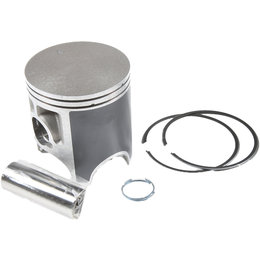 SPI Snowmobile T-Moly Style Piston Kit For Yamaha 09-825 Unpainted