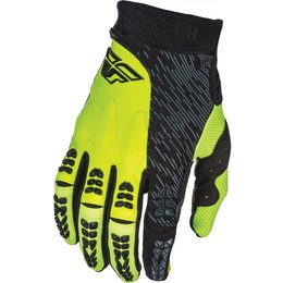 Fly Racing Mens Evolution 2.0 Race Gloves Black