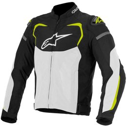 Alpinestars Mens T-GP Pro Air Armored Textile Jacket Black