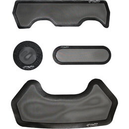 SLP ATV 4 Piece Vent Kit For Can-Am Outlander 500 650 800 232-100 Black