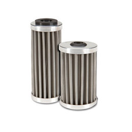 Stainless Steel Maxima Profilter Maxflow Oil Filter Ss For Honda Crf Trx450r