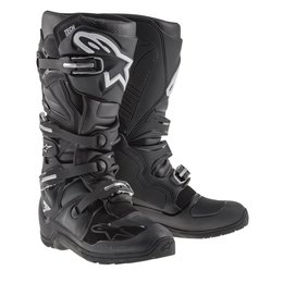 Black Alpinestars Mens Tech 7 Enduro Boots 2014 Us 8