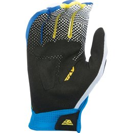 Fly Racing Mens MX Offroad Lite Riding Gloves Black