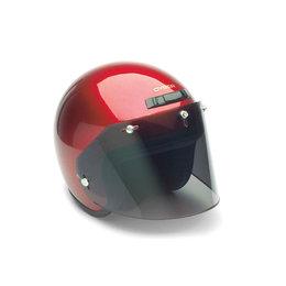 Smoke Paulson 5 Snap Flat Shield