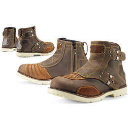 Oiled Brown Icon Womens 1000 Collection El Bajo Leather Boots 2013 Us 7.5