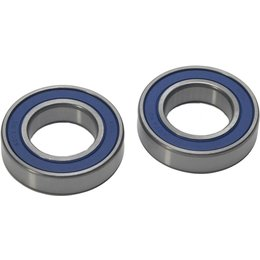 All Balls Wheel Bearing And Seal Kit Rear 25-1627 For Buell Unpainted