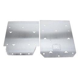 Pro Armor Skid Plate Mid Aluminum For Polaris RZR 08-09