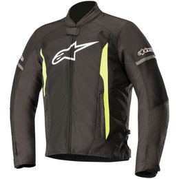 Alpinestars Mens T-Faster Air Armored Textile Jacket Black