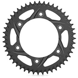 Vortex Steel 47 Tooth 520 Rear Sprocket For Suzuki Black 526AS-47 Black