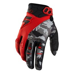 Shift Racing Mens Faction Camo Gloves 2015