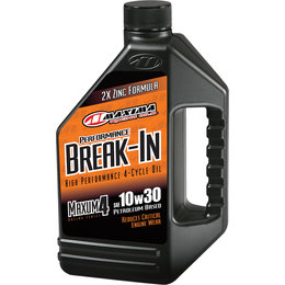 Maxima Maxum 4 Break-In 4-Cycle Oil 10W-30 1 Liter 30-10901 Unpainted