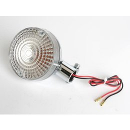 K&S Technologies Turn Signal Front Left/Right Clear For Honda 80-83