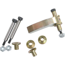 SLP Snowmobile Weight Pin Conversion Kit For Yamaha Drive Clutch 122-104 Unpainted