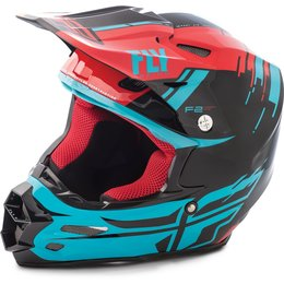 Fly Racing F2 Carbon Forge MIPS Helmet Red