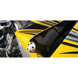 Carbon Fiber Shogun S5 Frame Sliders Carbon For Suzuki Gsx-r600 750 04-05