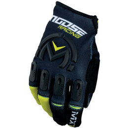 Moose Racing Mens MX1 MX Gloves Black