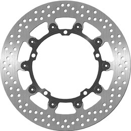 BikeMaster Front Brake Rotor Billet Aluminum For Triumph Speed Triple 1284 Unpainted