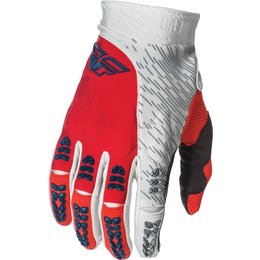 Fly Racing Mens Evolution 2.0 Race Gloves Red