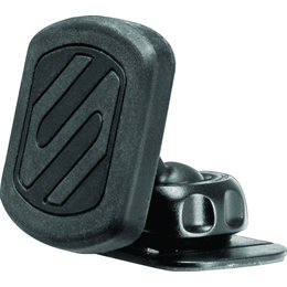 Scosche Industries TerraClamp Magnetic Dash Phone Mount Black MAGDM2 Black