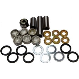 All Balls Swing Arm Linkage Bearing And Seal Kit For Honda CRF250R CRF450R