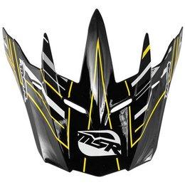 Rockstar Msr Replacement Visor For 2011 Velocity Helmet