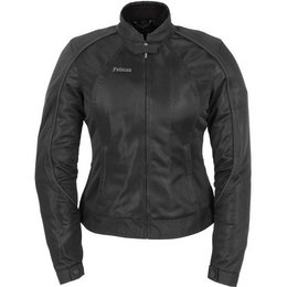 Black Pokerun Womens Wild Annie Jacket
