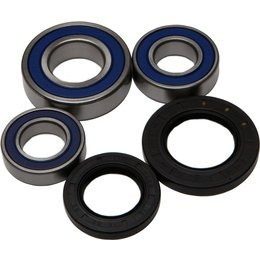 All Balls Wheel Bearing And Seal Kit Rear For Suzuki GSXR600 GSXR750 2011-2014 Unpainted