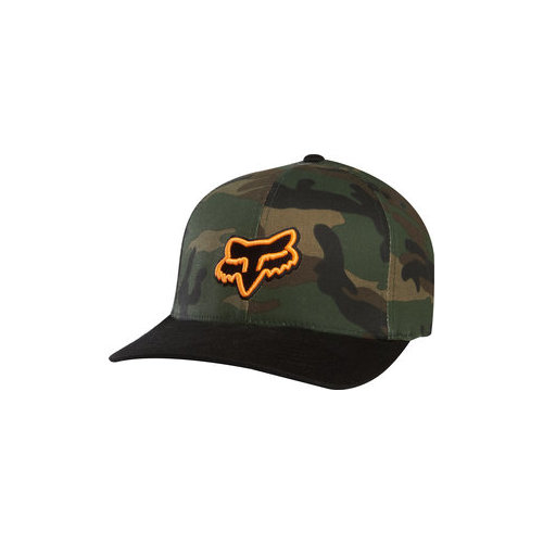 19eefe5c861 ... ebay black fox racing squad flexfit hat fatigue black 8de95 eb133