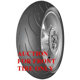 Continental Motion Sport Tire Front 120/60-17 ZR