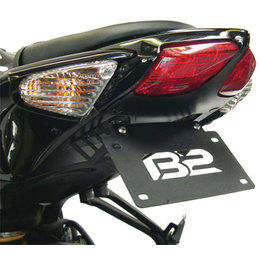 Black Dmp Fender Eliminator Kit For Kawasaki Zx-6r Zx-10r