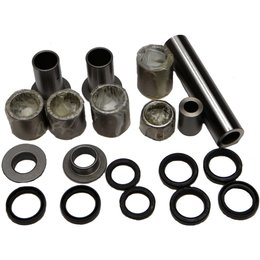 All Balls Swing Arm Linkage Bearing And Seal Kit For Suzuki RMZ250 RMZ450 Unpainted
