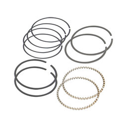 S&S Cycle Piston Ring Set Moly Faced 3 5/8 Inch Bore +.020 In For H-D FLH 74-99