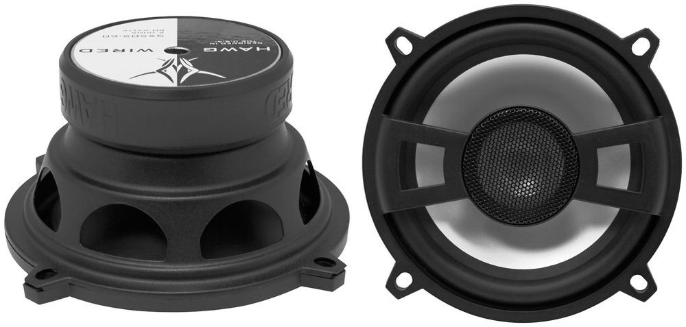 $149.95 Hawg Wired SX502-60 SX Series 5.25 In 2 Ohm #953155