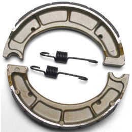 EBC Grooved Front ATV Brake Shoes Single Set ONLY For Yamaha 528G