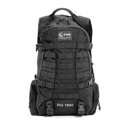 Black Geigerrig Tactical 1600 100 Oz Hydration Pack 2013