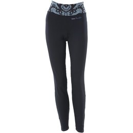 Black Divas Womens Diva-tech Lace Collection Base Layer Pants 2014
