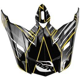Rockstar Msr Replacement Visor For 2011 Youth Assault Helmet