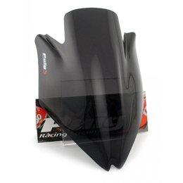 Puig Racing Windscreen Dark Smoke For Kawasaki Z1000 Z-1000 2007-2009