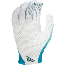 Fly Racing Mens Lite Hydrogen Gloves Blue