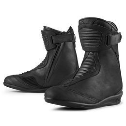Black Icon Womens 1000 Collection Eastside Leather Boots W Wp Lining 2014 Us 5