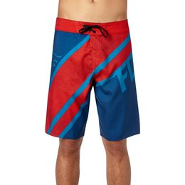 Fox Racing Mens Sequenced Boardshorts Red