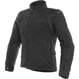 Dainese Mens Rain Mater D-Dry Armored Textile Jacket Black