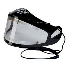 Clear Hjc Symax Snow Helmet Electric Shield