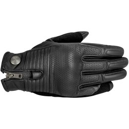 Alpinestars Mens Oscar Collection Rayburn Leather Gloves Black