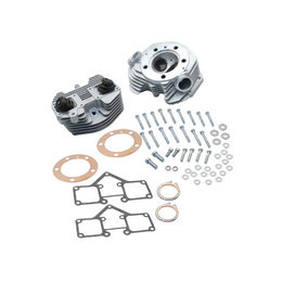S&S Cycle Super Stock Heads Stock Bore Aluminum For Harley-Davidson 1979-1984