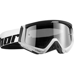 Thor Sniper Carbon Goggles White