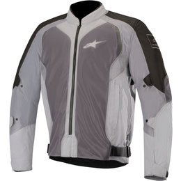 Alpinestars Mens Wake Air Armored Textile Jacket Black